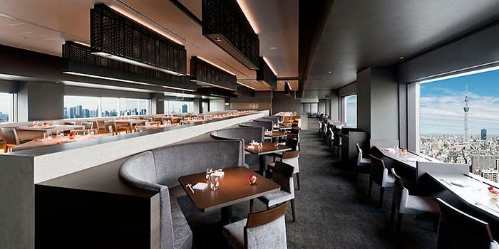 スカイツリー(R)ビューレストラン&バー 簾/東武ホテルレバント東京 4枚目の写真