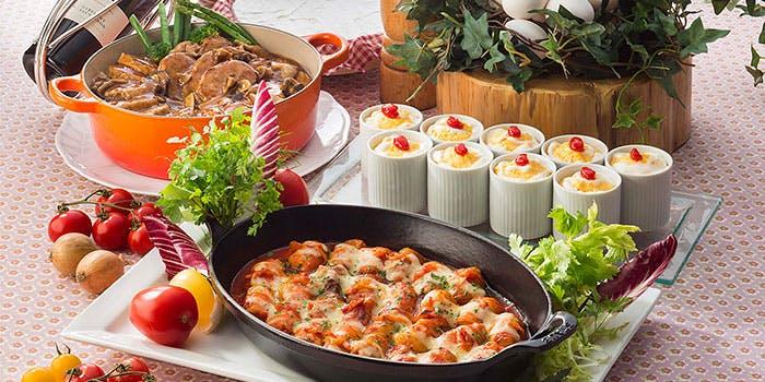 レストラン グランサンク/オリエンタルホテル 東京ベイ 6枚目の写真