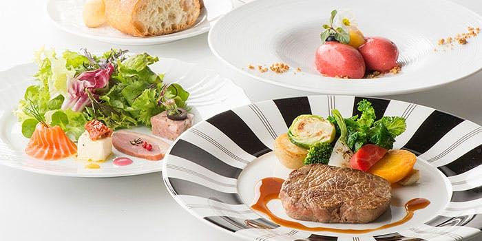 THE DINING シノワ 唐紅花&鉄板フレンチ 蒔絵/浅草ビューホテル27F 7枚目の写真