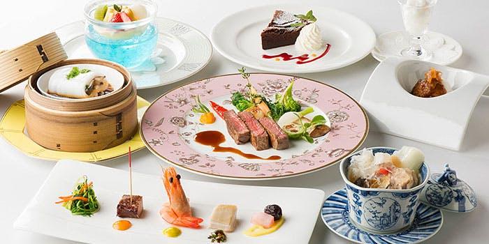 THE DINING シノワ 唐紅花&鉄板フレンチ 蒔絵/浅草ビューホテル27F 8枚目の写真