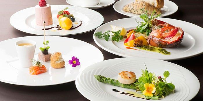 THE DINING シノワ 唐紅花&鉄板フレンチ 蒔絵/浅草ビューホテル27F 9枚目の写真
