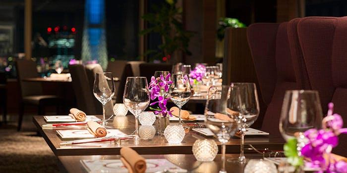 THE DINING シノワ 唐紅花&鉄板フレンチ 蒔絵/浅草ビューホテル27F 3枚目の写真