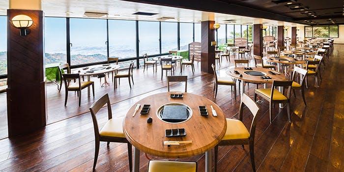 バーベキューレストラン ジンギスカンテラス/六甲山ホテル 1枚目の写真