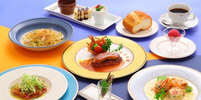 地中海料理 スタビアーナ/ホテル横浜キャメロットジャパン 5枚目の写真