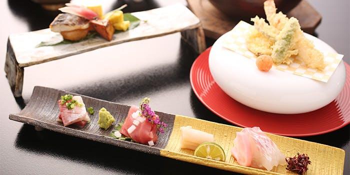 日本料理 四季/名鉄グランドホテル 5枚目の写真