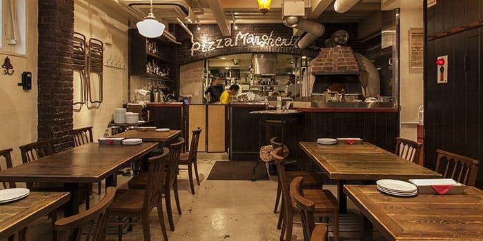 Margherita Pagliaccio マルゲリータ パリアッチョ 神楽坂店 4枚目の写真