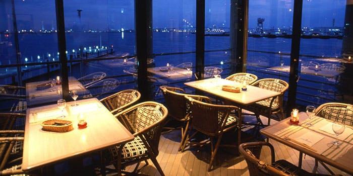 海鮮ビストロ「ピア21」/ヨコハマ グランド インターコンチネンタル ホテル(ぷかりさん橋2F) 3枚目の写真