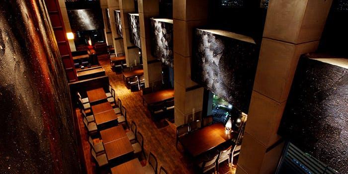 星空の中へ/新宿野村ビル50F 3枚目の写真