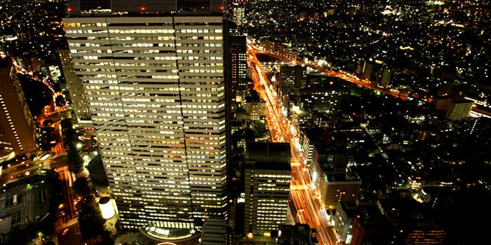 星空の中へ/新宿野村ビル50F 5枚目の写真