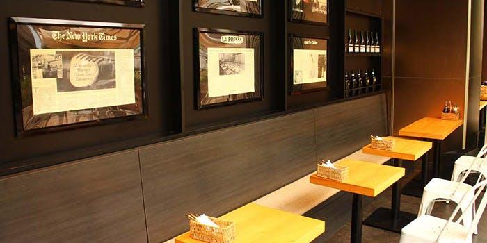 オービカ モッツァレラバー 東京ミッドタウン店 3枚目の写真