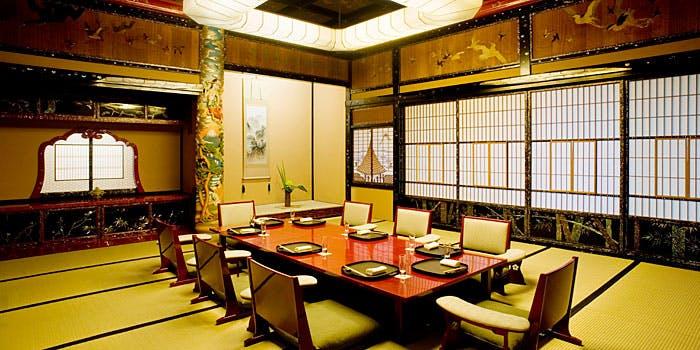 日本料理 渡風亭/目黒雅叙園 2枚目の写真