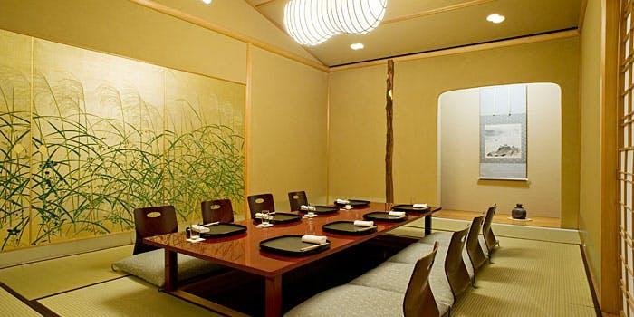 日本料理 渡風亭/目黒雅叙園 4枚目の写真