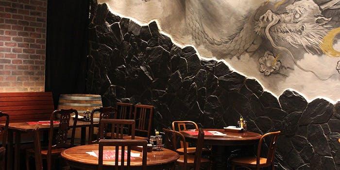 ドラゴンレッドリバー 赤坂Bizタワー店 2枚目の写真