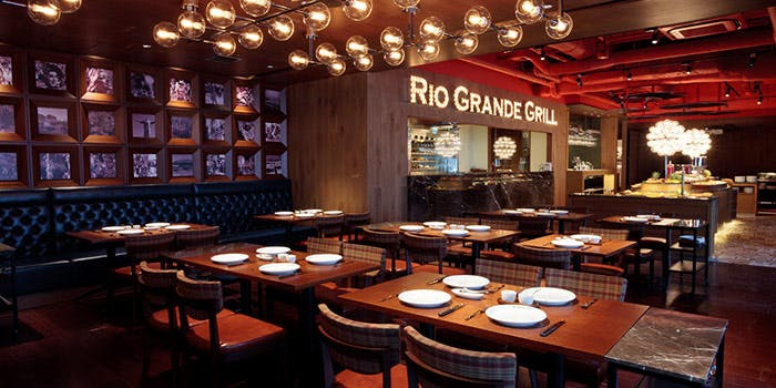 RIO GRANDE GRILL �Z�{��