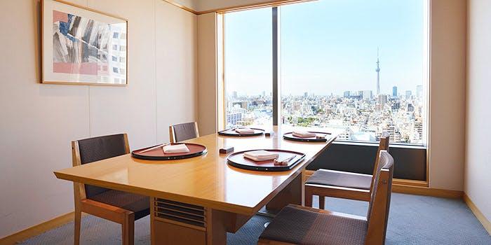 日本料理 さざんか/ホテル イースト21東京 〜オークラホテルズ&リゾーツ〜 3枚目の写真