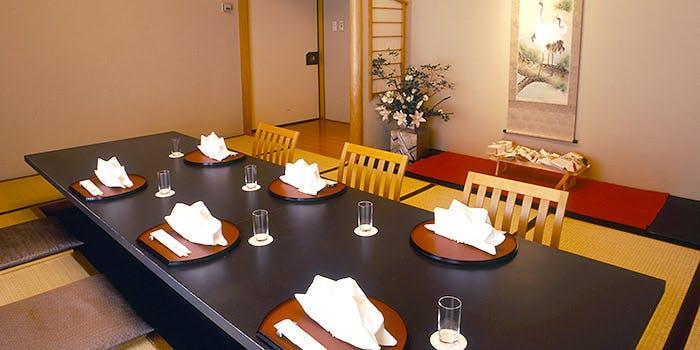 日本料理 さざんか/ホテル イースト21東京 〜オークラホテルズ&リゾーツ〜 4枚目の写真