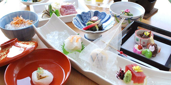 日本料理 夕桐/リーガロイヤルホテル新居浜 2枚目の写真