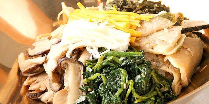 Fine Korean Cuisine ���� ���