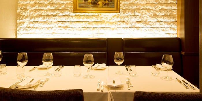 レストラン アンプティトゥール 4枚目の写真