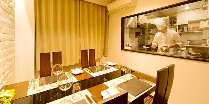 レストラン アンプティトゥール 3枚目の写真
