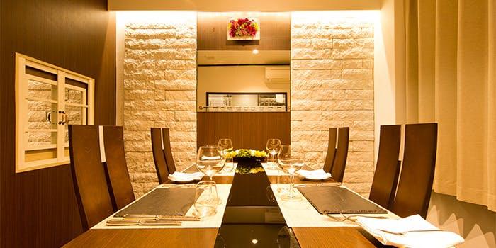 レストラン アンプティトゥール 1枚目の写真