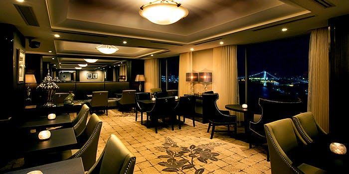 東京ベイナイトバー スカイビューラウンジ/ホテル インターコンチネンタル 東京ベイ 1枚目の写真