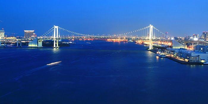 東京ベイナイトバー スカイビューラウンジ/ホテル インターコンチネンタル 東京ベイ 3枚目の写真