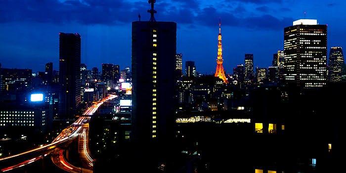 東京ベイナイトバー スカイビューラウンジ/ホテル インターコンチネンタル 東京ベイ 4枚目の写真