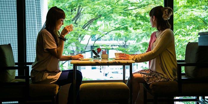 ロビーラウンジ/ホテル日航大阪 5枚目の写真