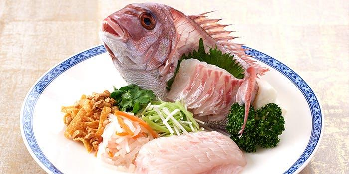 ホテルオークラレストラン新宿 中国料理 桃里/新宿野村ビル50F 3枚目の写真