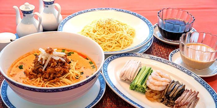 ホテルオークラレストラン新宿 中国料理 桃里/新宿野村ビル50F 4枚目の写真