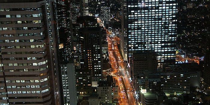 ホテルオークラスカイラウンジ オーキッド倶楽部/新宿野村ビル48F 7枚目の写真