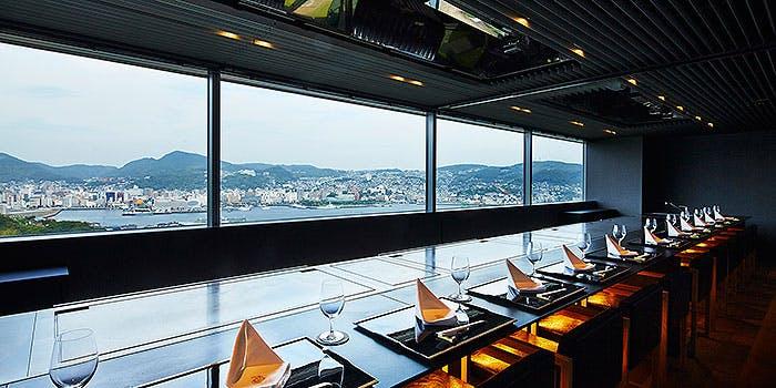 鉄板焼ダイニング 竹彩/ガーデンテラス長崎ホテル&リゾート 1枚目の写真