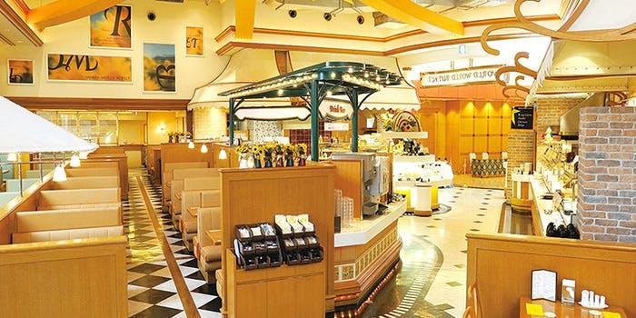 ワールド・ワールド・バッフェ ホテル京阪ユニバーサル・シティ店 1枚目の写真