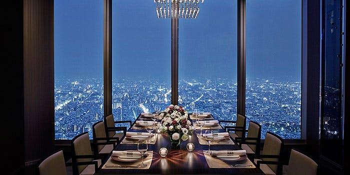 レストラン ZK/大阪マリオット都ホテル 3枚目の写真