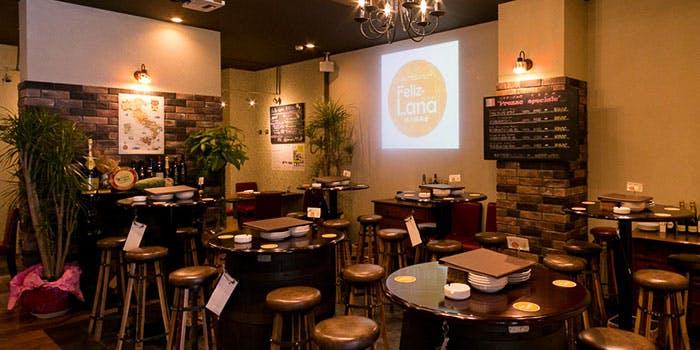 イタリア食堂×泡ワイン Feliz-Lana 綾小路高倉 2枚目の写真