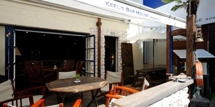 KEEL'S BAR HOUSE Aobadai 1枚目の写真