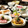 【一休限定】天使の海老のカダイフ揚げ・牛の岩塩プレート焼き・フォアグラのステーキなど 10,000円