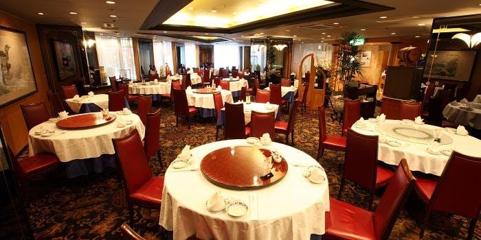 重慶飯店 横浜中華街新館1階レストラン/ローズホテル横浜 1枚目の写真