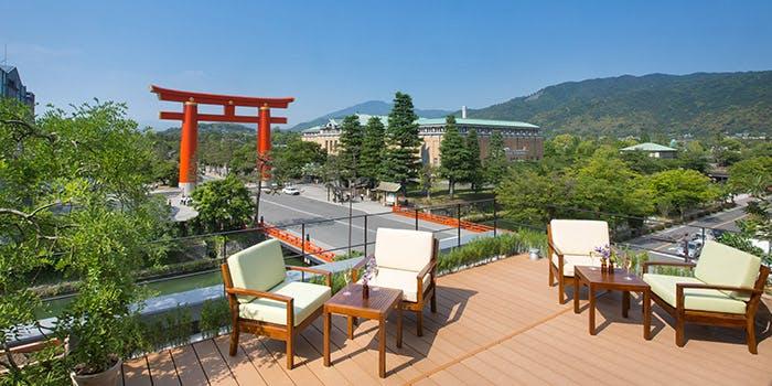 ROKUSISUI KYOTO OKAZAKI Restaurant KISHU 2枚目の写真