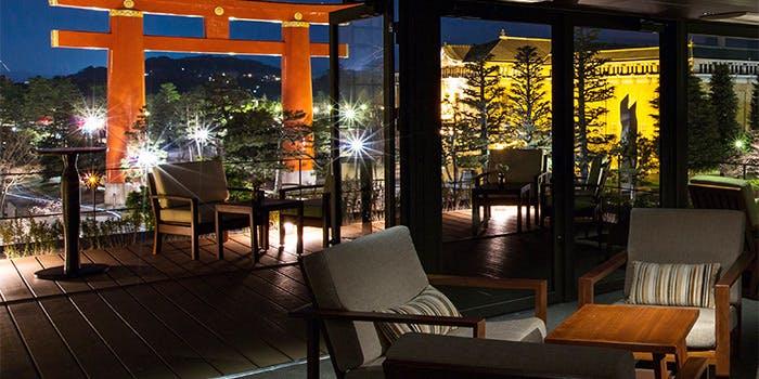 ROKUSISUI KYOTO OKAZAKI Restaurant KISHU 3枚目の写真
