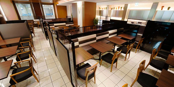 カフェレストラン リップル/ホテルグランヴィア大阪 1枚目の写真