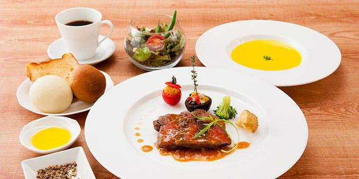 カフェレストラン リップル/ホテルグランヴィア大阪 5枚目の写真
