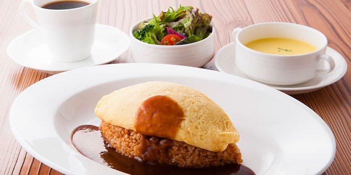 カフェレストラン リップル/ホテルグランヴィア大阪 6枚目の写真
