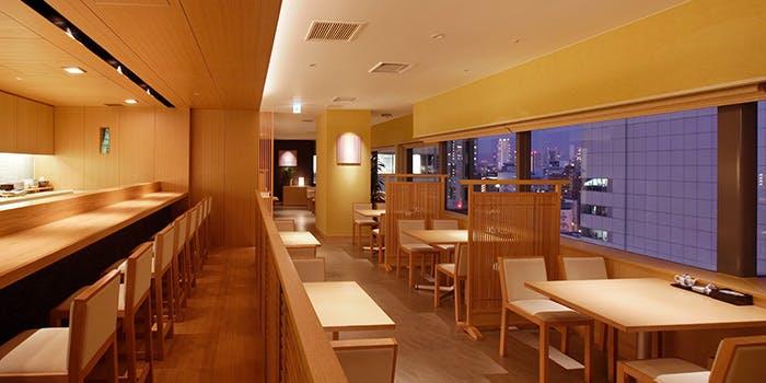 日本料理 水面/中之島プラザ12F 1枚目の写真