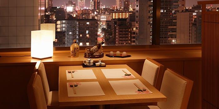 日本料理 水面/中之島プラザ12F 3枚目の写真