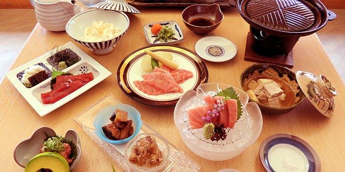 日本料理 水面/中之島プラザ12F 5枚目の写真