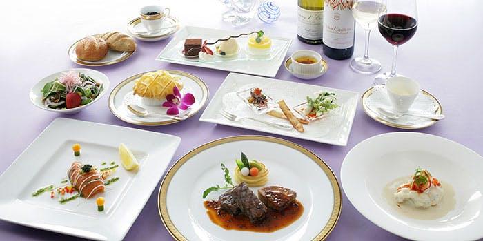 レストラン・ルミエール/中之島プラザ13F 4枚目の写真