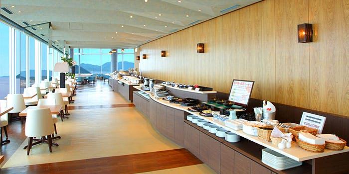 スカイラウンジ トップ オブ ヒロシマ/グランドプリンスホテル広島 1枚目の写真