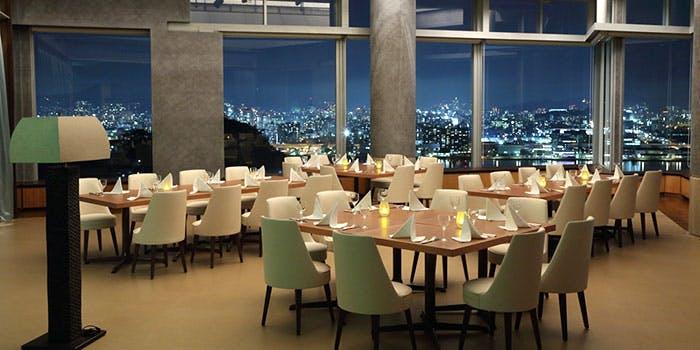 スカイラウンジ トップ オブ ヒロシマ/グランドプリンスホテル広島 5枚目の写真